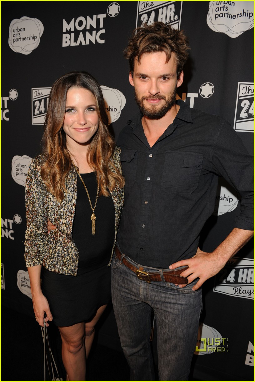 sophia bush austin nichols zachary levi 24 hour plays 062553552