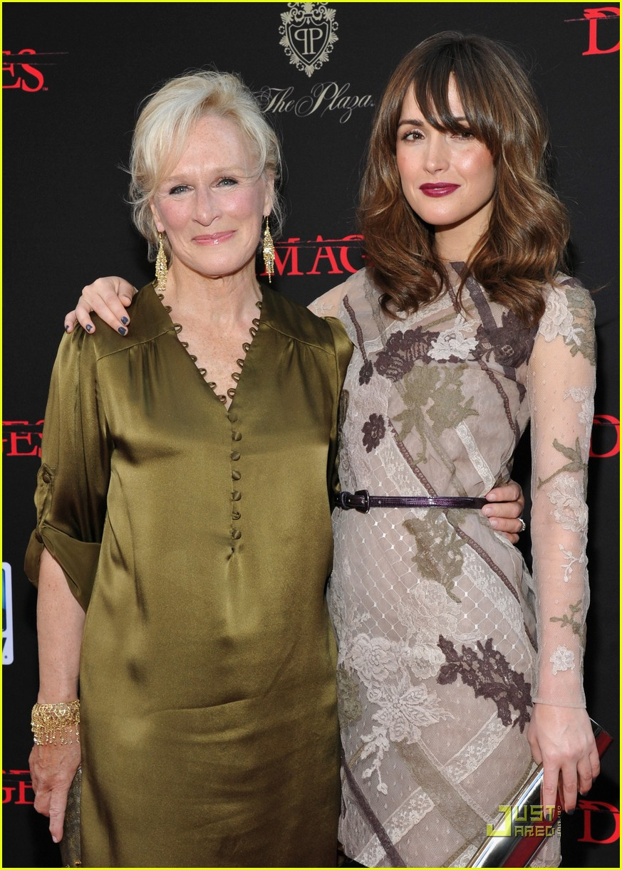 rose byrne damages premiere glenn close 10