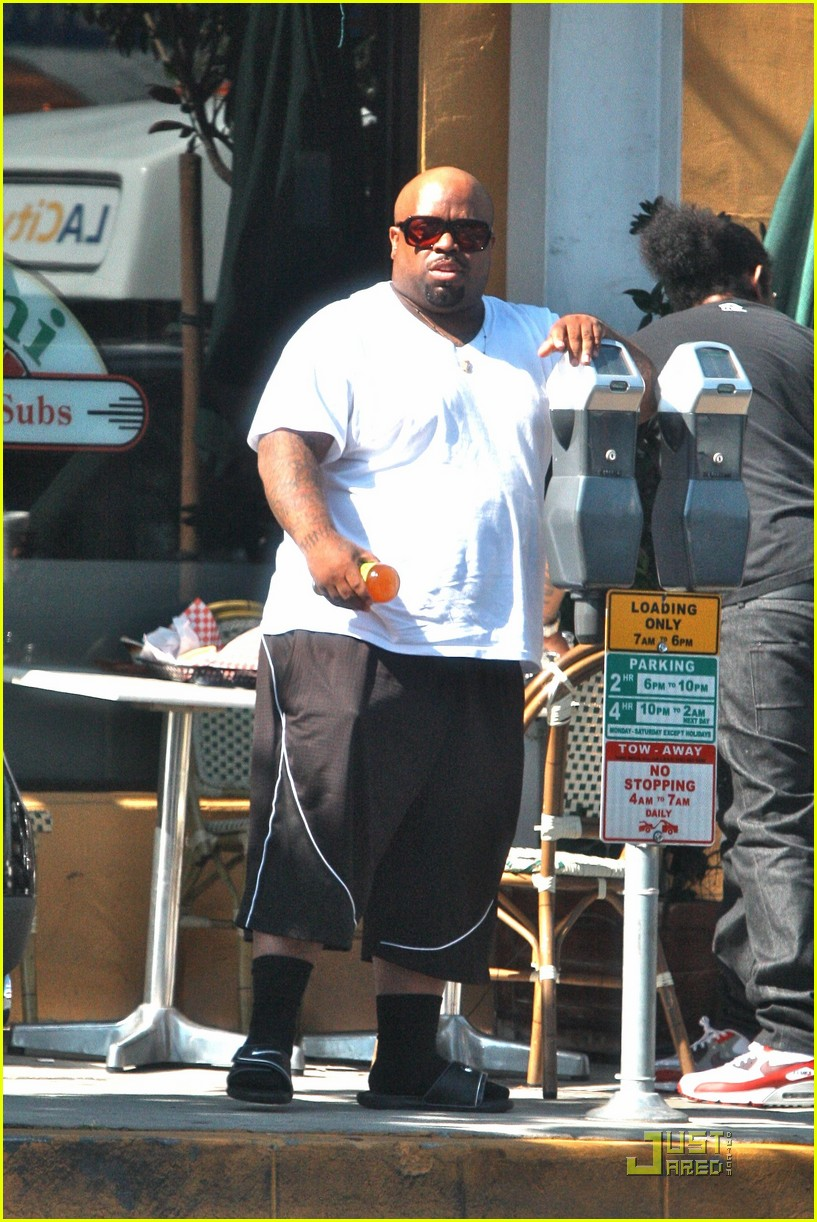 cee lo green drops out of rihanna tour 012555999