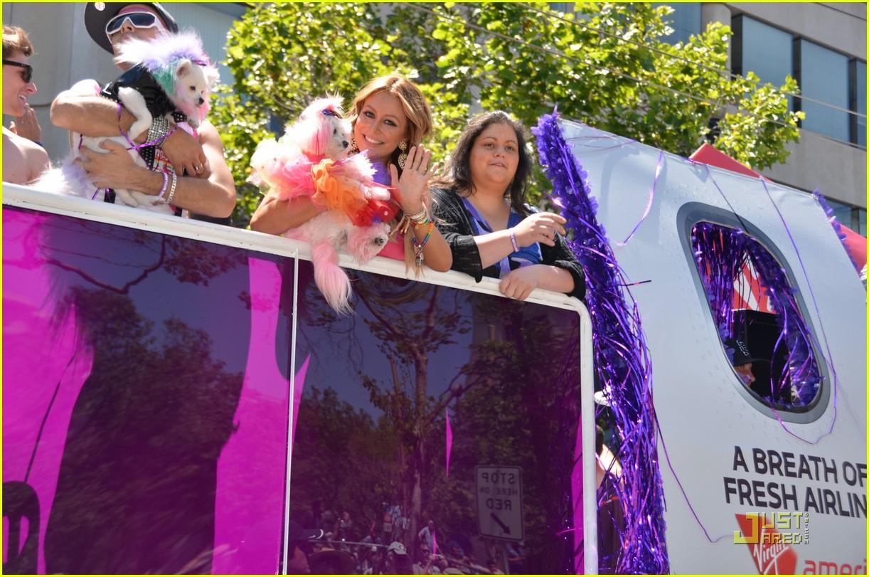 celebrities celebrate gay pride 022555774