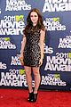 lily collins mtv movie awards 02