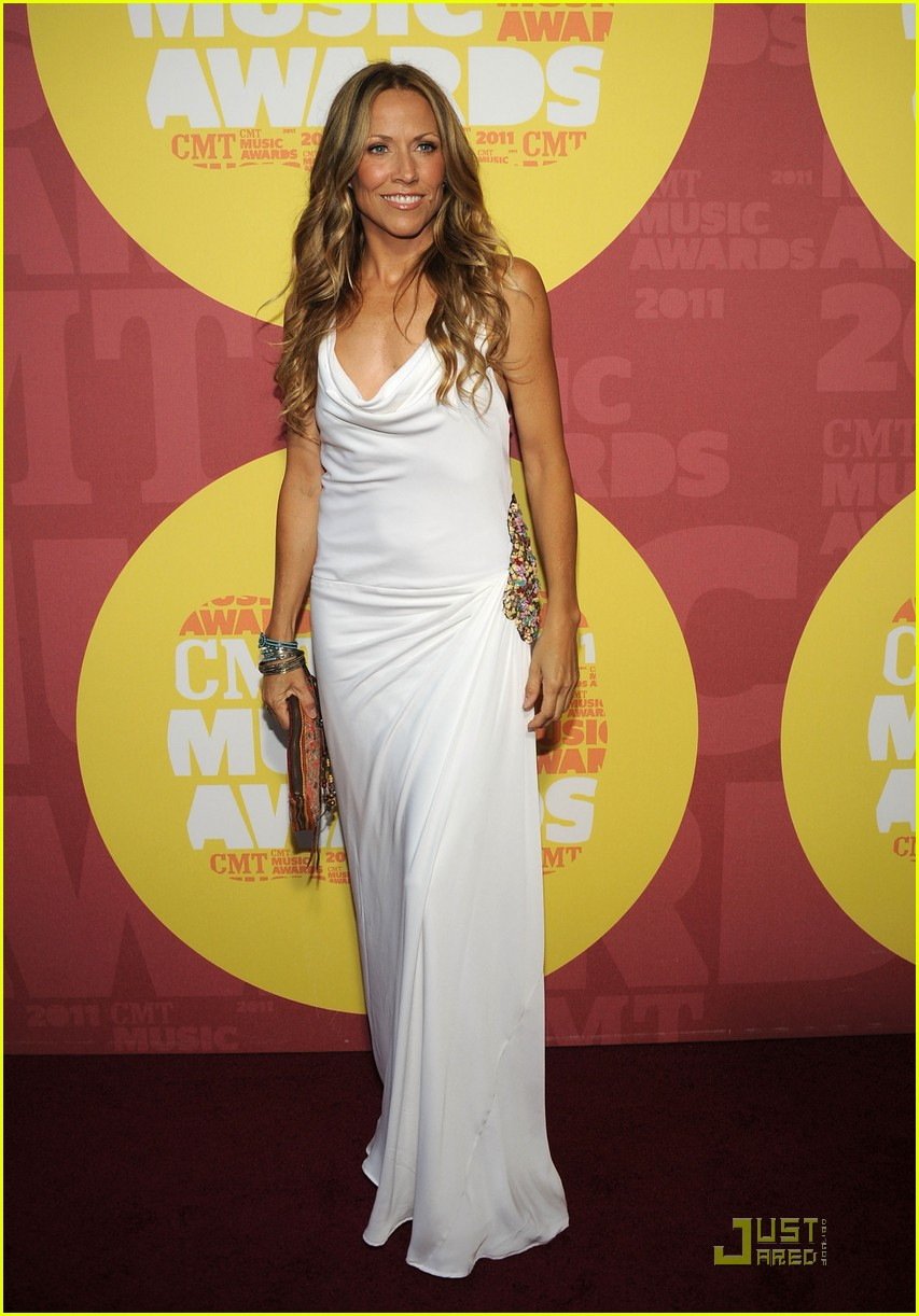 sheryl crow cmt awards 01