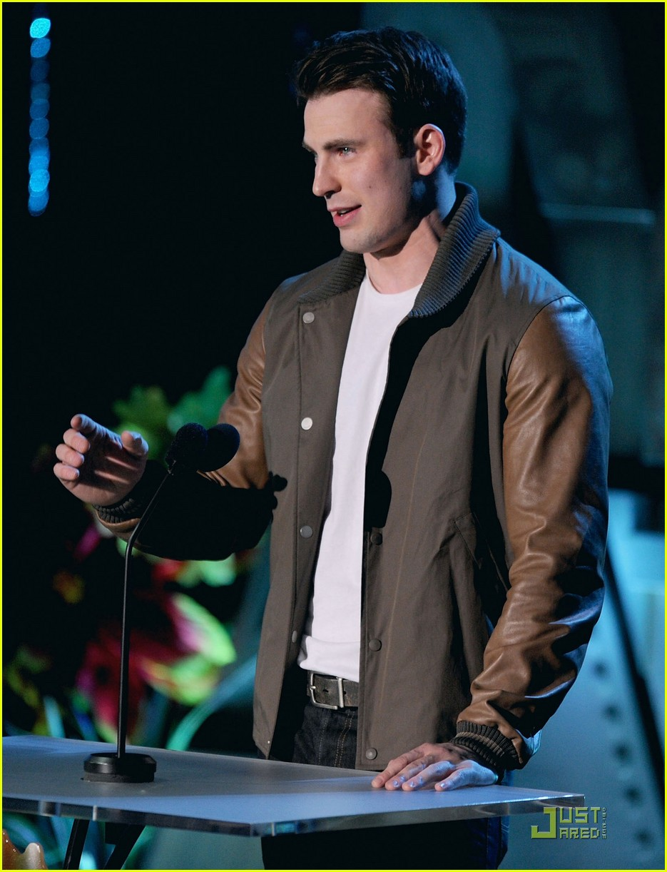 chris evans ryan gosling mtv movie awards 08