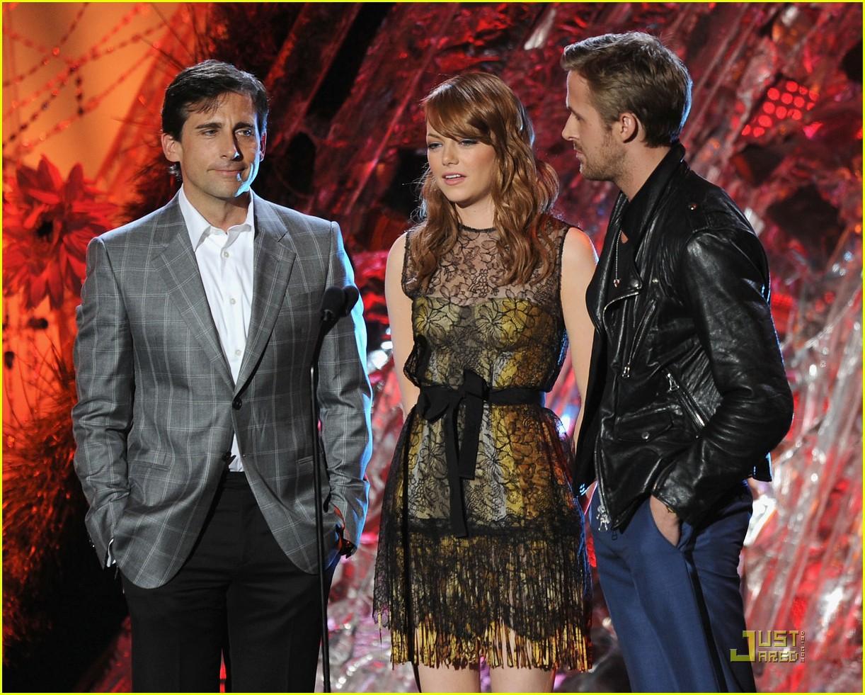 chris evans ryan gosling mtv movie awards 102549909