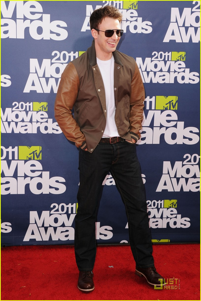 chris evans ryan gosling mtv movie awards 13