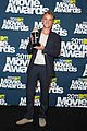 tom felton mtv movie awards 2011 02
