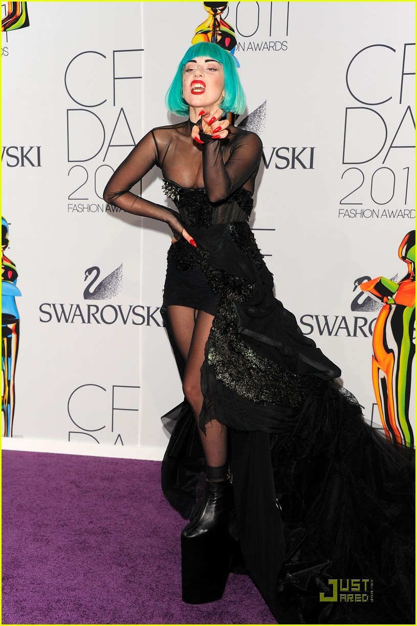 lady gaga cfda fashion awards 032550151