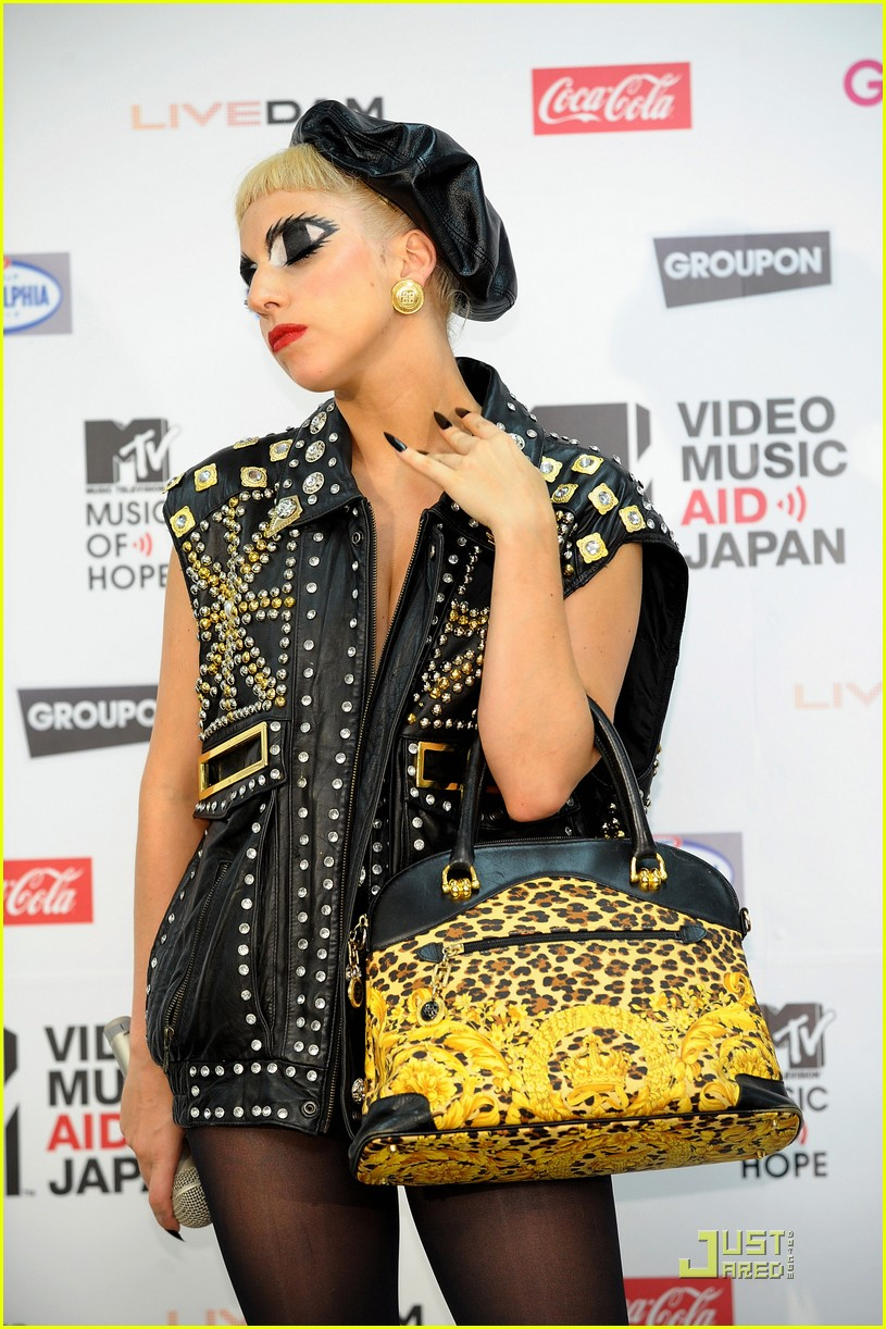 lady gaga mtv japan 08