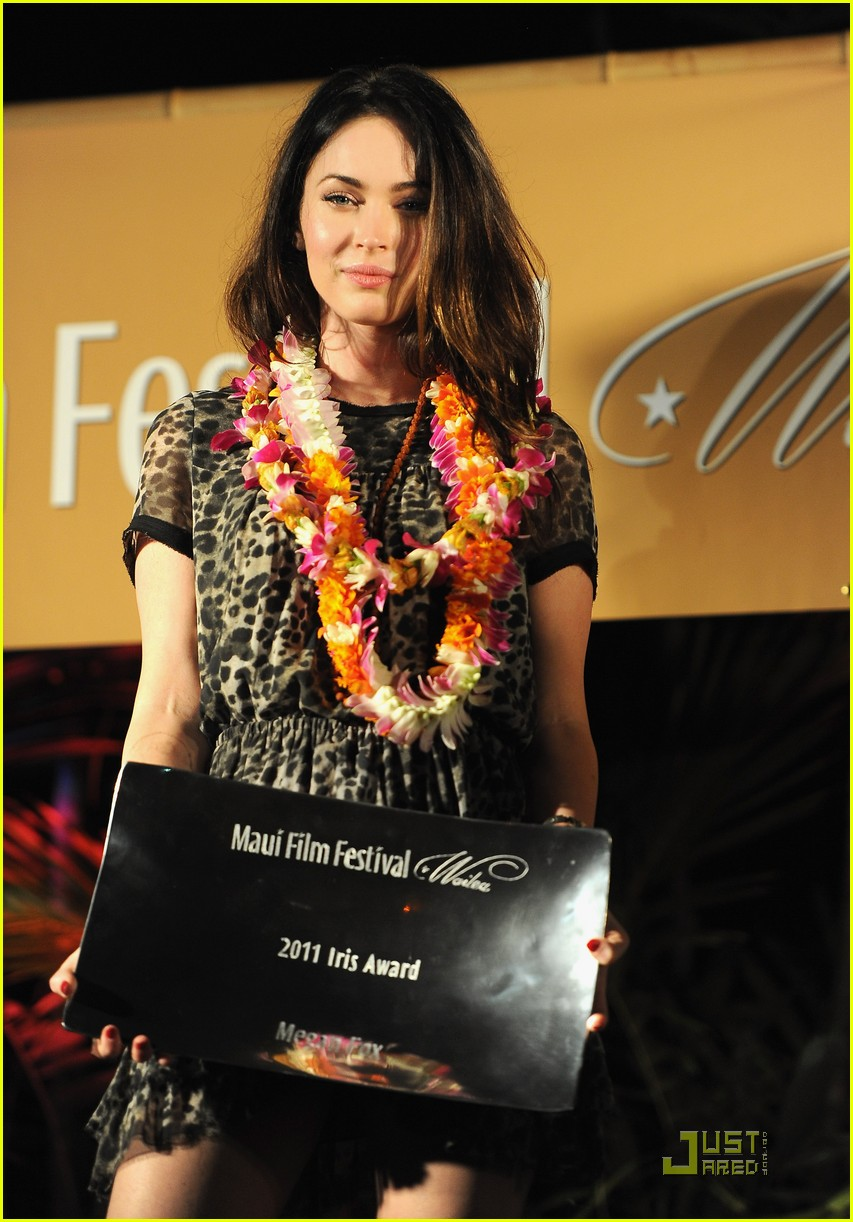 andrew garfield megan fox 2011 maui film festival 07