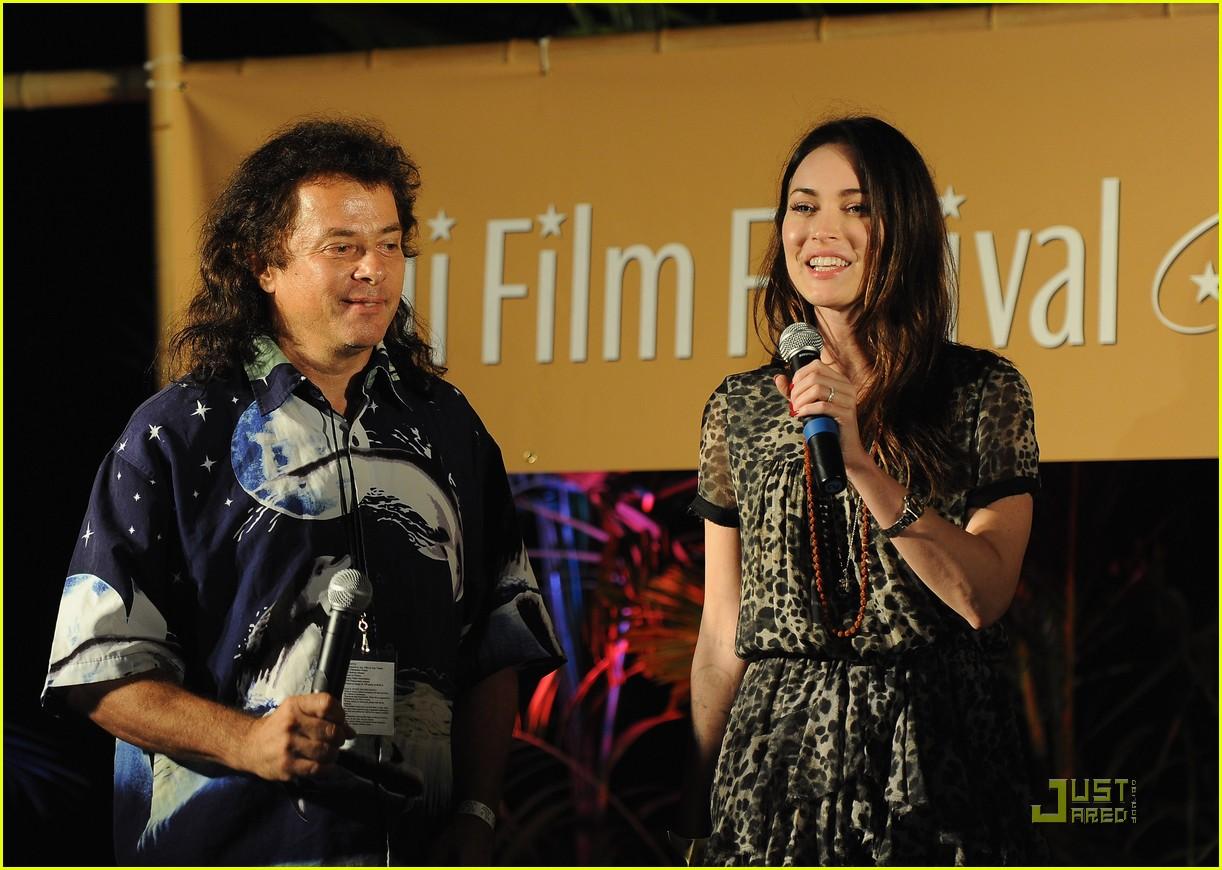andrew garfield megan fox 2011 maui film festival 10