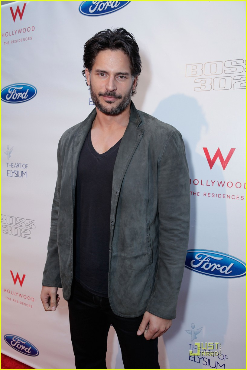 topher grace joe manganiello ford boss 012551448