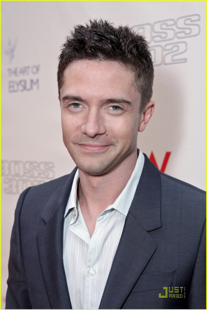 topher grace joe manganiello ford boss 032551450