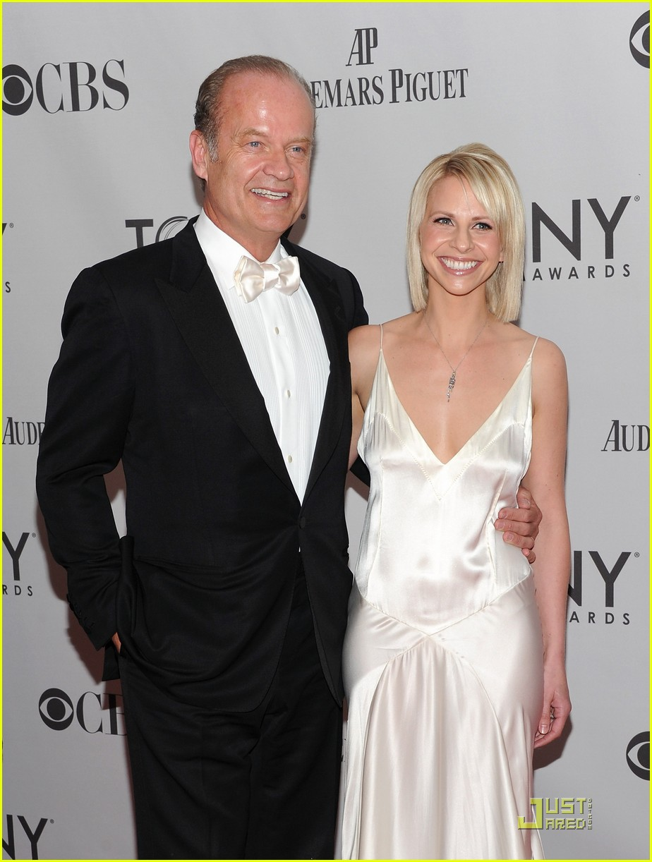 kelsey grammer kayte walsh tony awards 2011 022551807