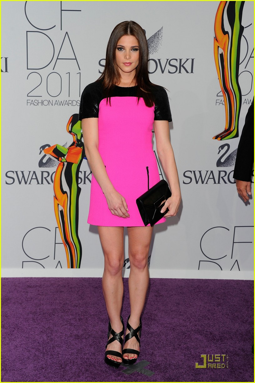 ashley greene cfda fashion awards 012550197