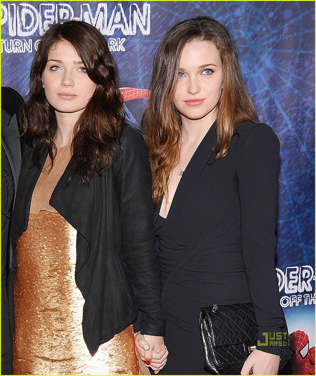 eve hewson bono spider man turn off the dark 032552549