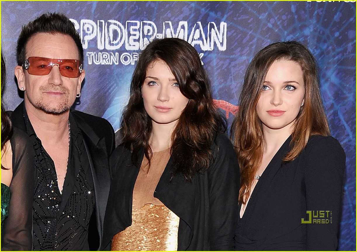 eve hewson bono spider man turn off the dark 052552551