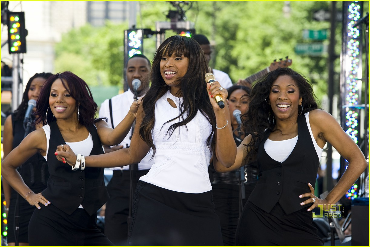 jennifer hudson early show 21
