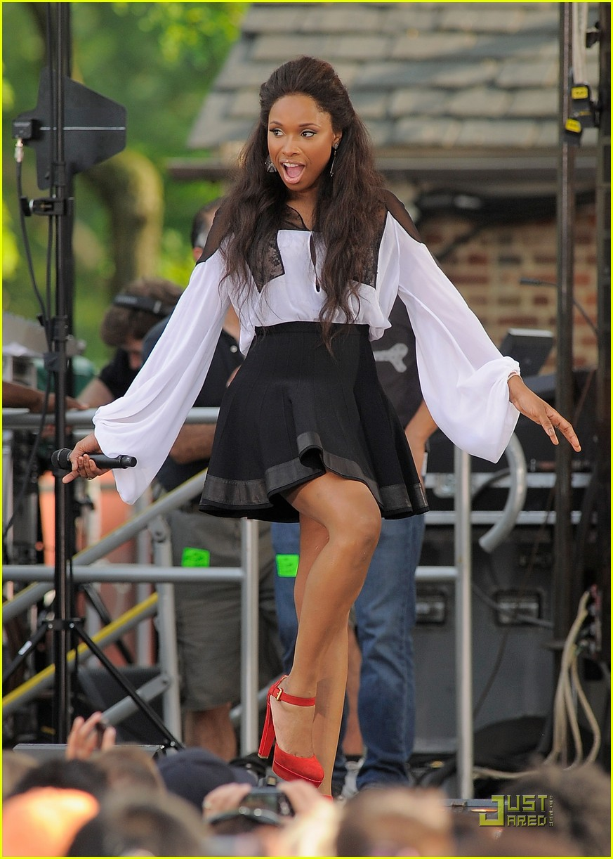 jennifer hudson gma 022551139