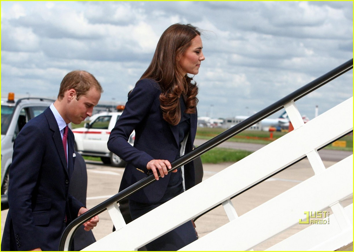 kate prince william fly to canada 052556499