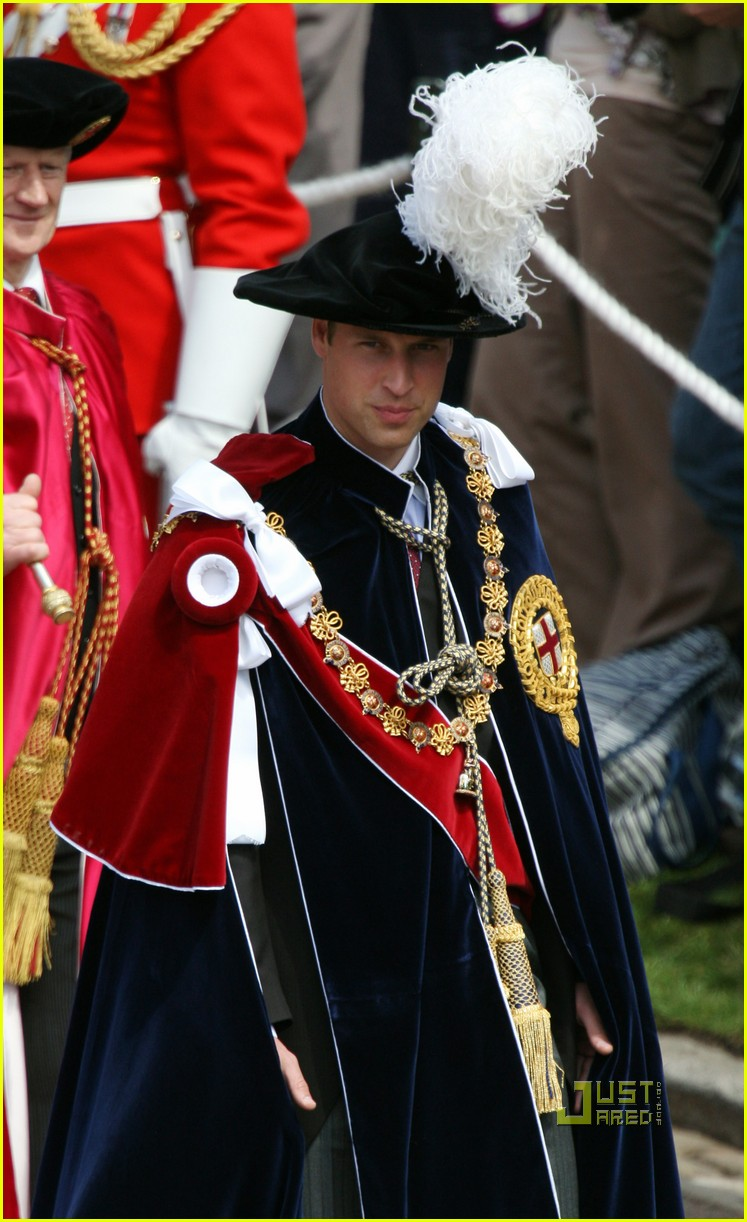 kate middleton prince william garter service 09