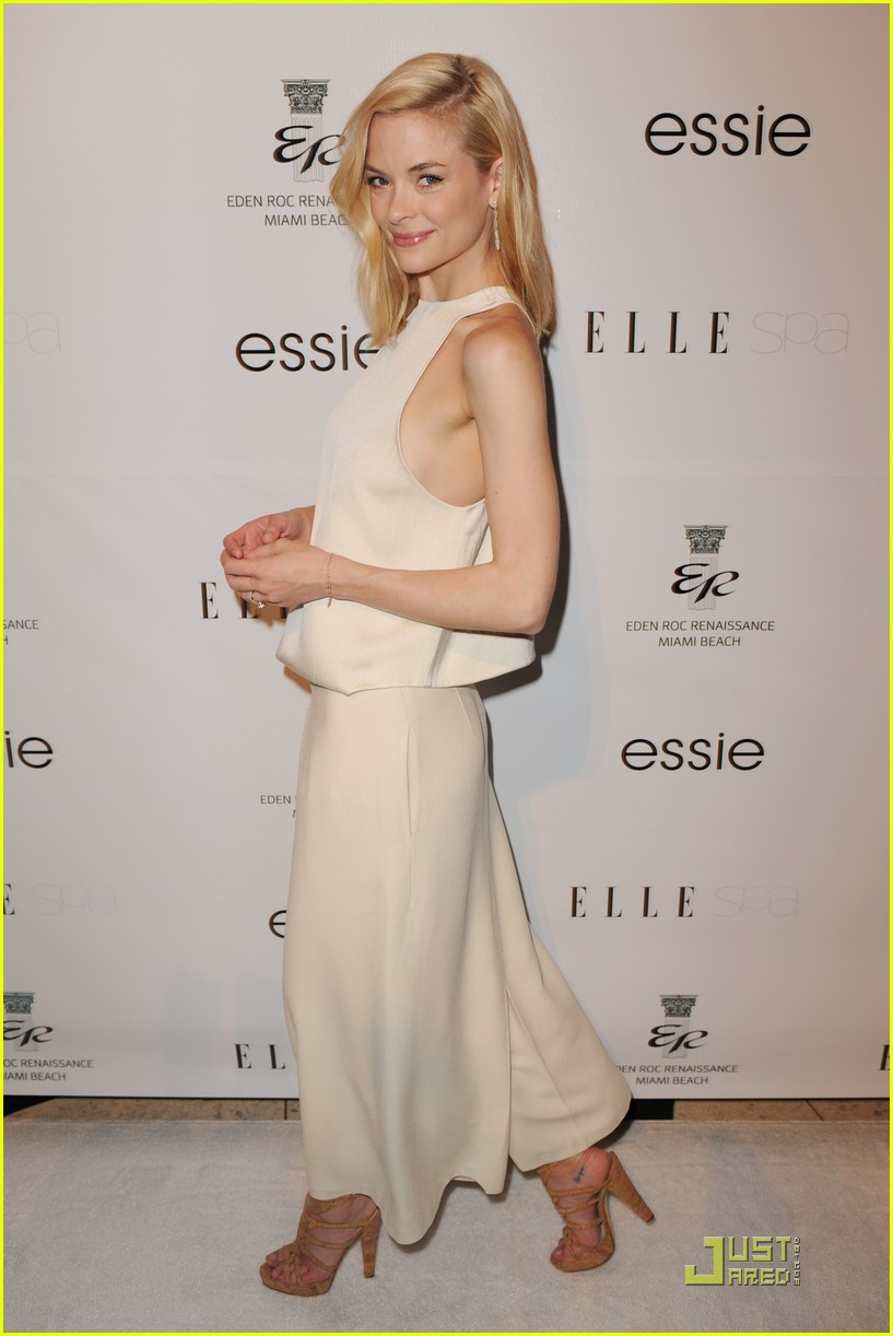 jaime king elle spa 03