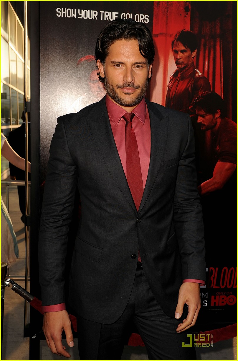 ryan kwanten joe manganiello true blood premiere 04