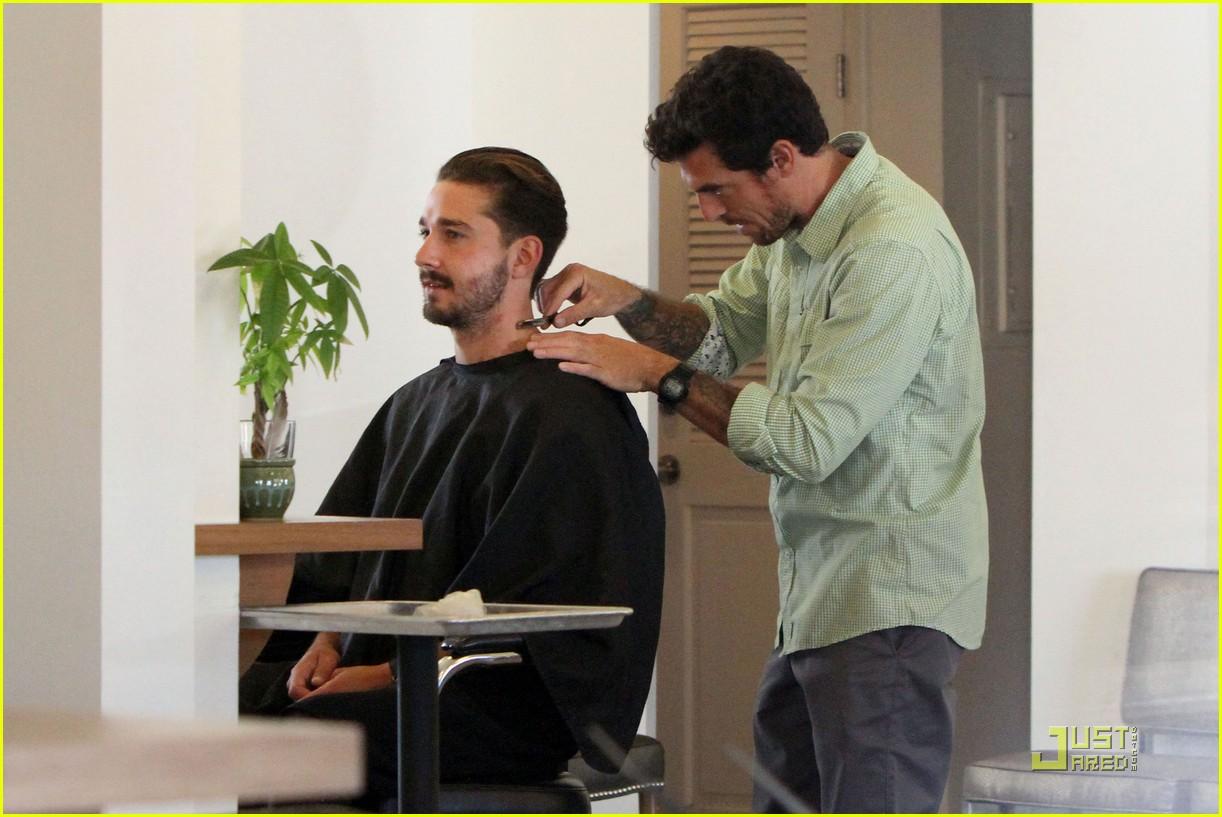 Shia Labeouf Hair Salon Stop Photo 2553256 Shia Labeouf Pictures