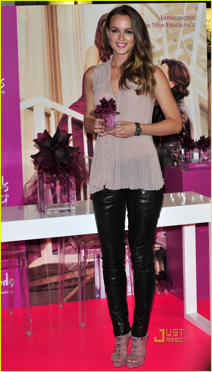 leighton meester lovestruck event london 012550821