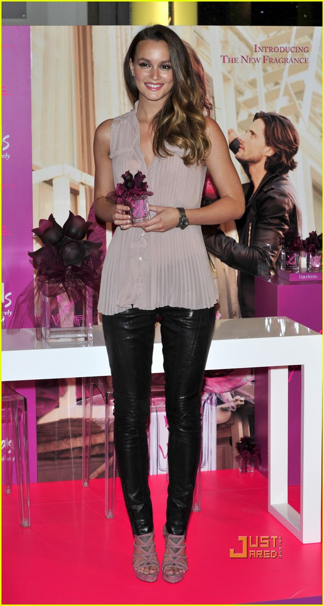 leighton meester lovestruck event london 03