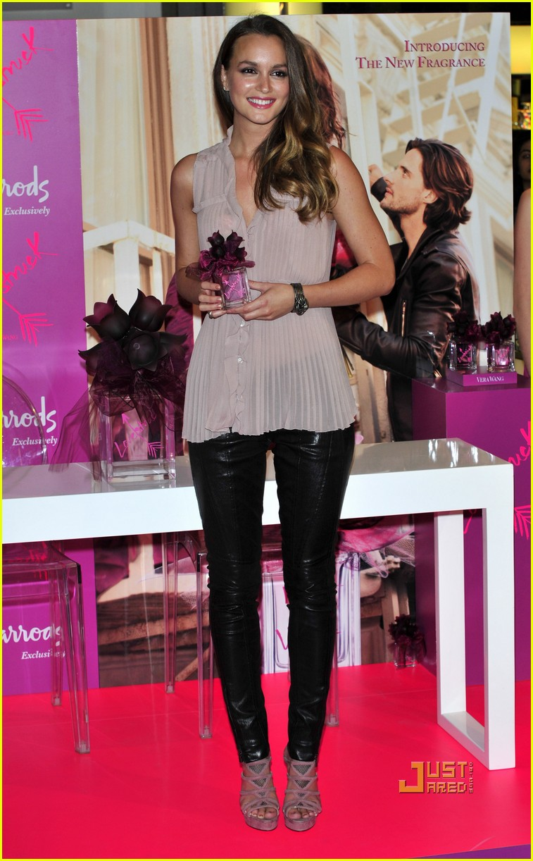 leighton meester lovestruck event london 052550825