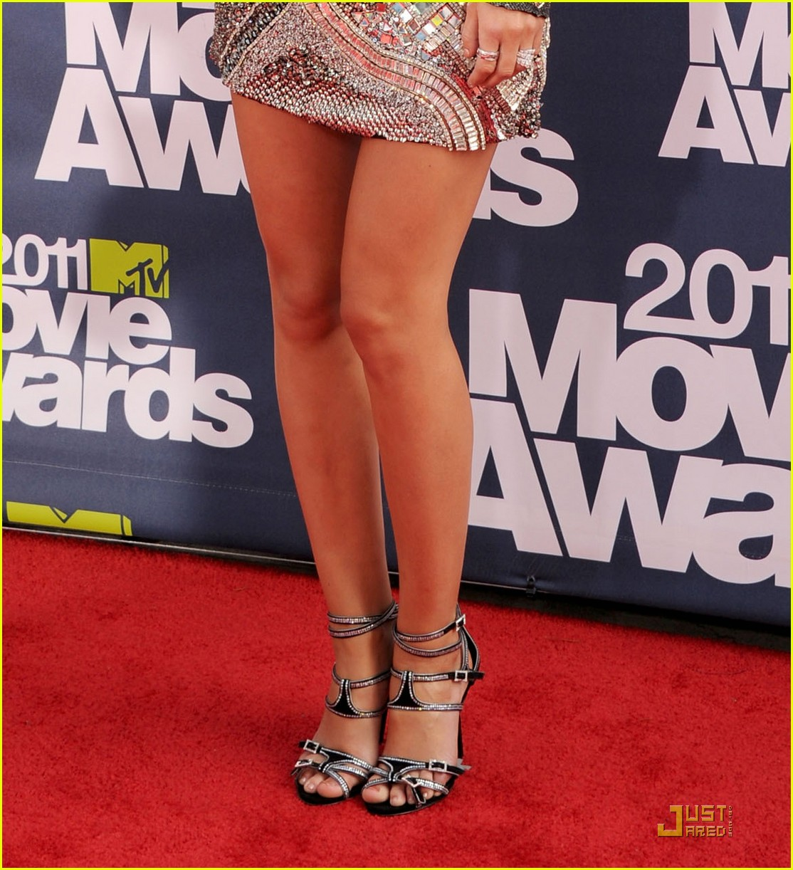 leighton meester mtv movie awards 2011 032549762