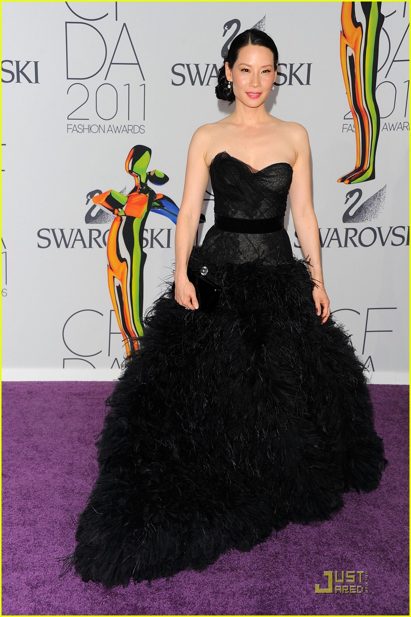 lucy liu cfda awards 01