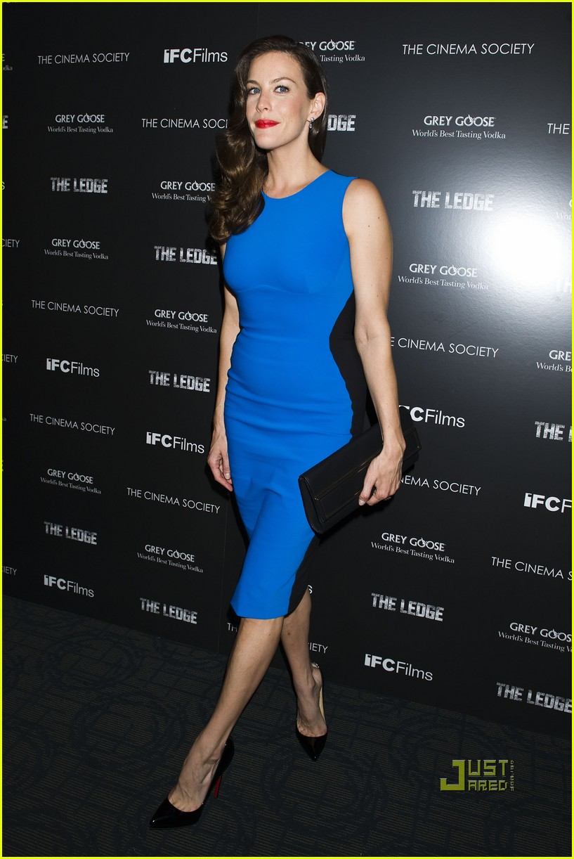 liv tyler patrick wilson ledge screening 142554461