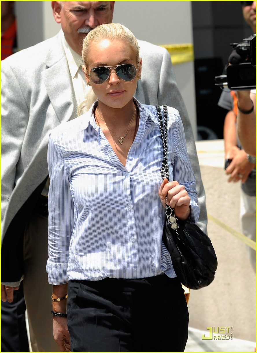 lindsay lohan not going back to jail 03