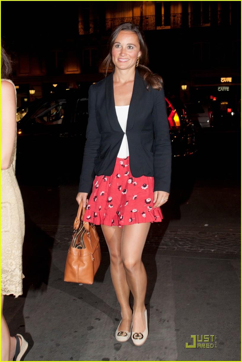 Pippa Middleton: Night Out in Paris!: Photo 2548522 ...