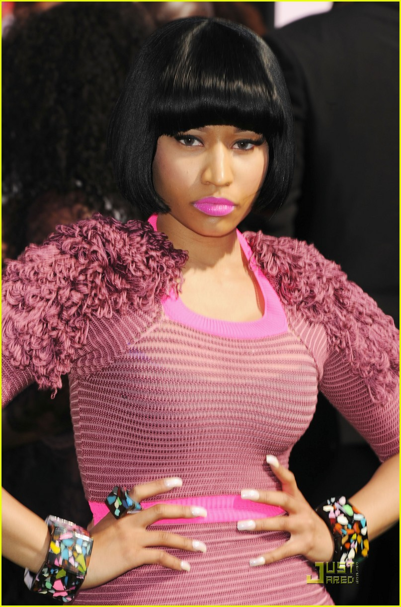 nicki minaj bet awards 2011 022555684