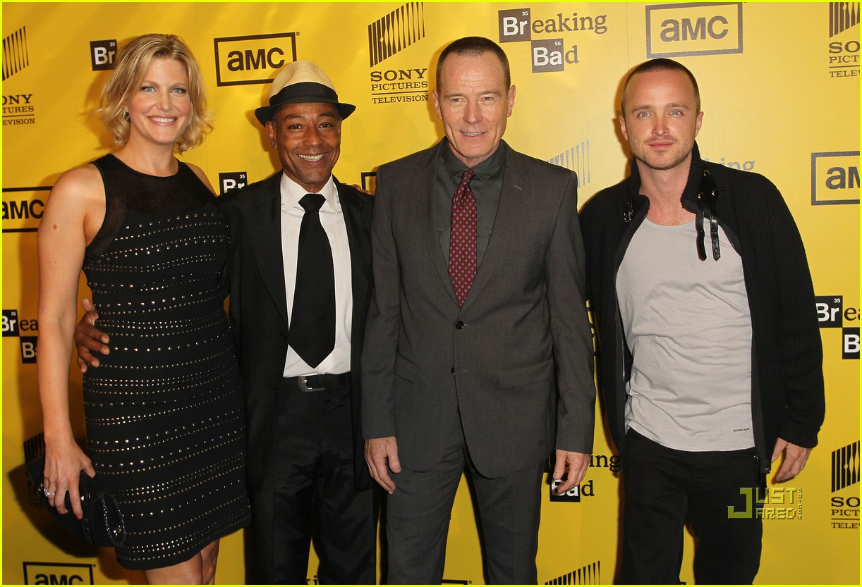 Aaron Paul: \'Breaking Bad\' Season 4 Premieres July 17!: Photo ...