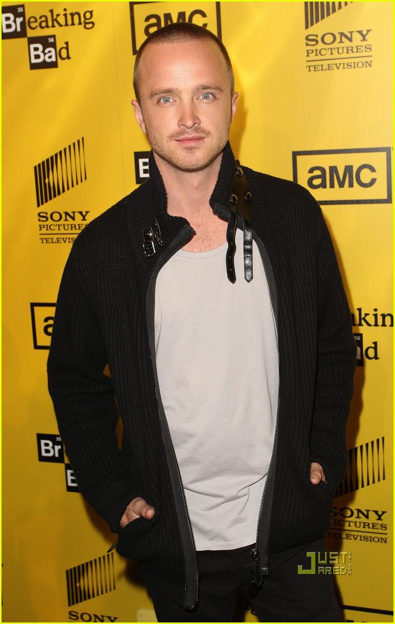 Aaron Paul: \'Breaking Bad\' Season 4 Premieres July 17 ...