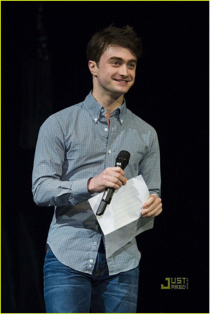 daniel radcliffe shubert foundation 022550372