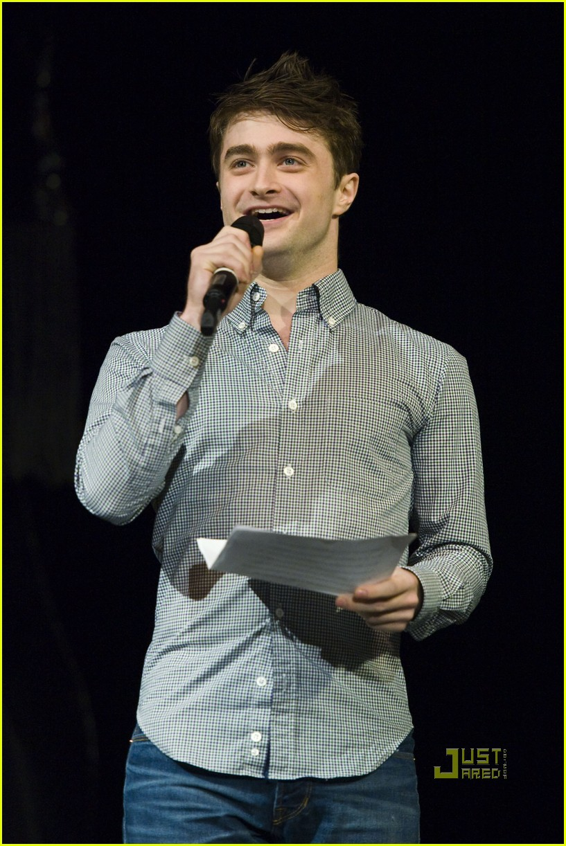 daniel radcliffe shubert foundation 03