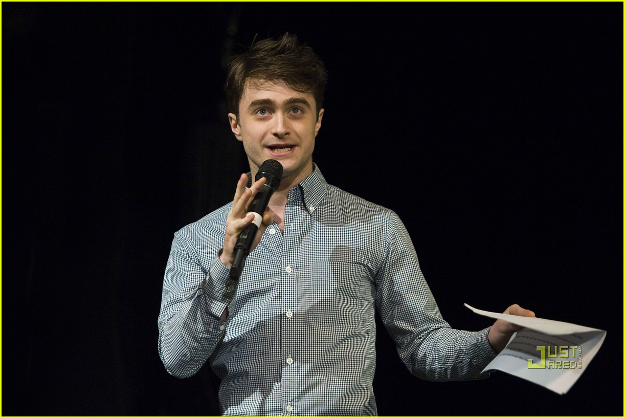 daniel radcliffe shubert foundation 052550375