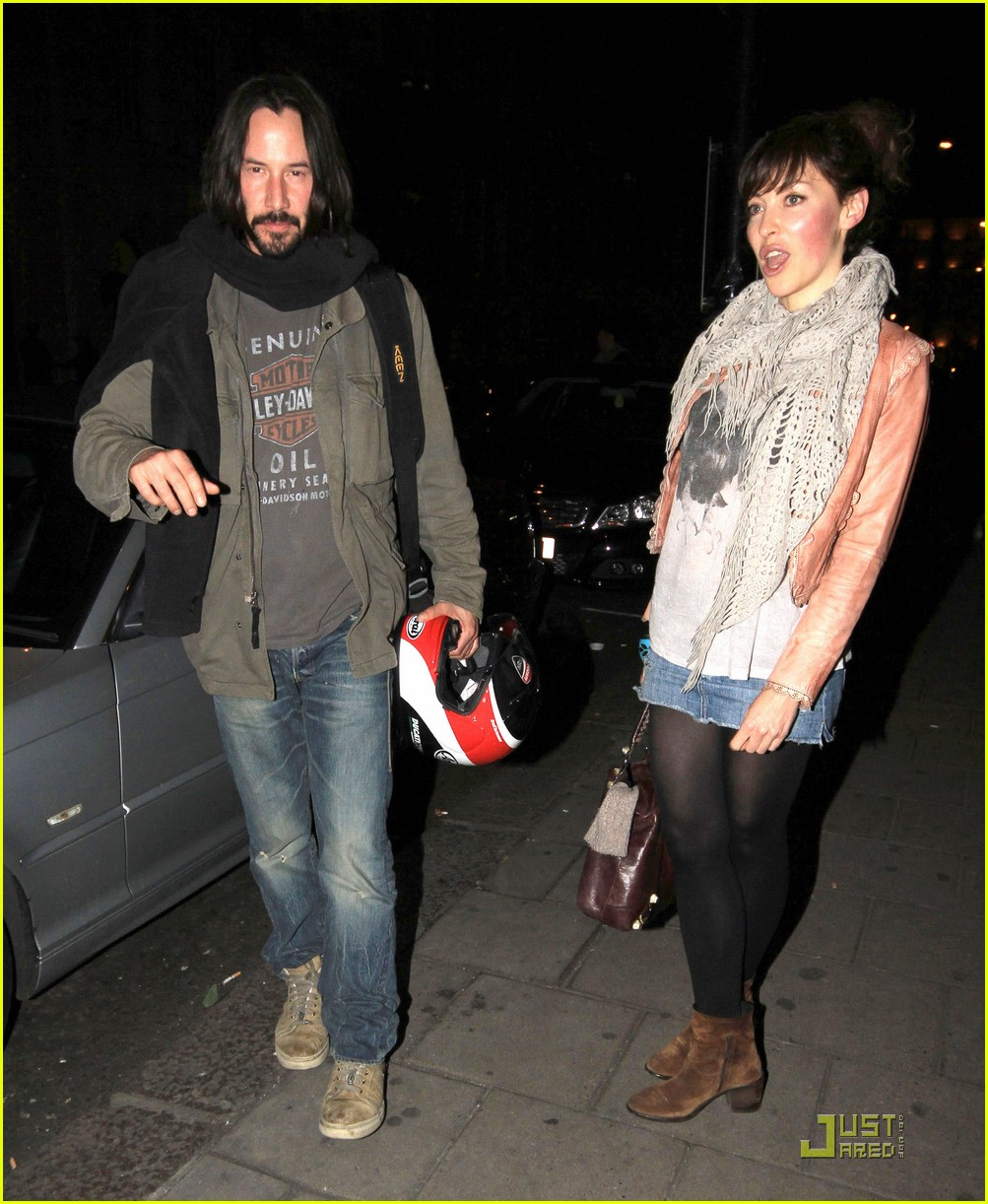 Logan Paul Reveals Why His New 1 Million Ranch Is: Keanu Reeves: Nobu With Mystery Woman!: Photo 2552392