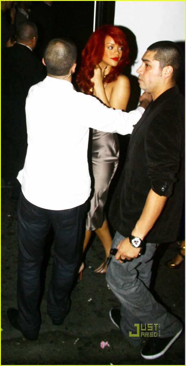 rihanna bet awards after party 04