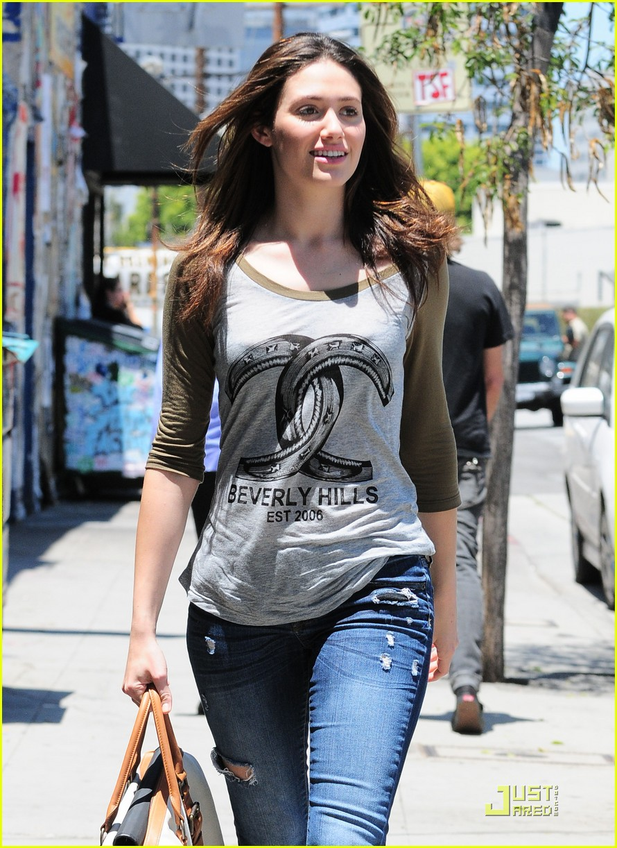 emmy rossum lunch with dj caruso 102549167
