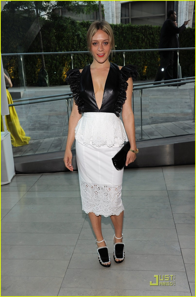 chloe sevigny cfda awards 03