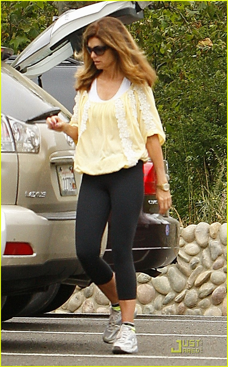 maria shriver hikes arnold patrick schwarzenegger lunch 122551625