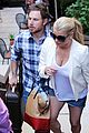 jessica simpson adopts eric johnsons dog 12