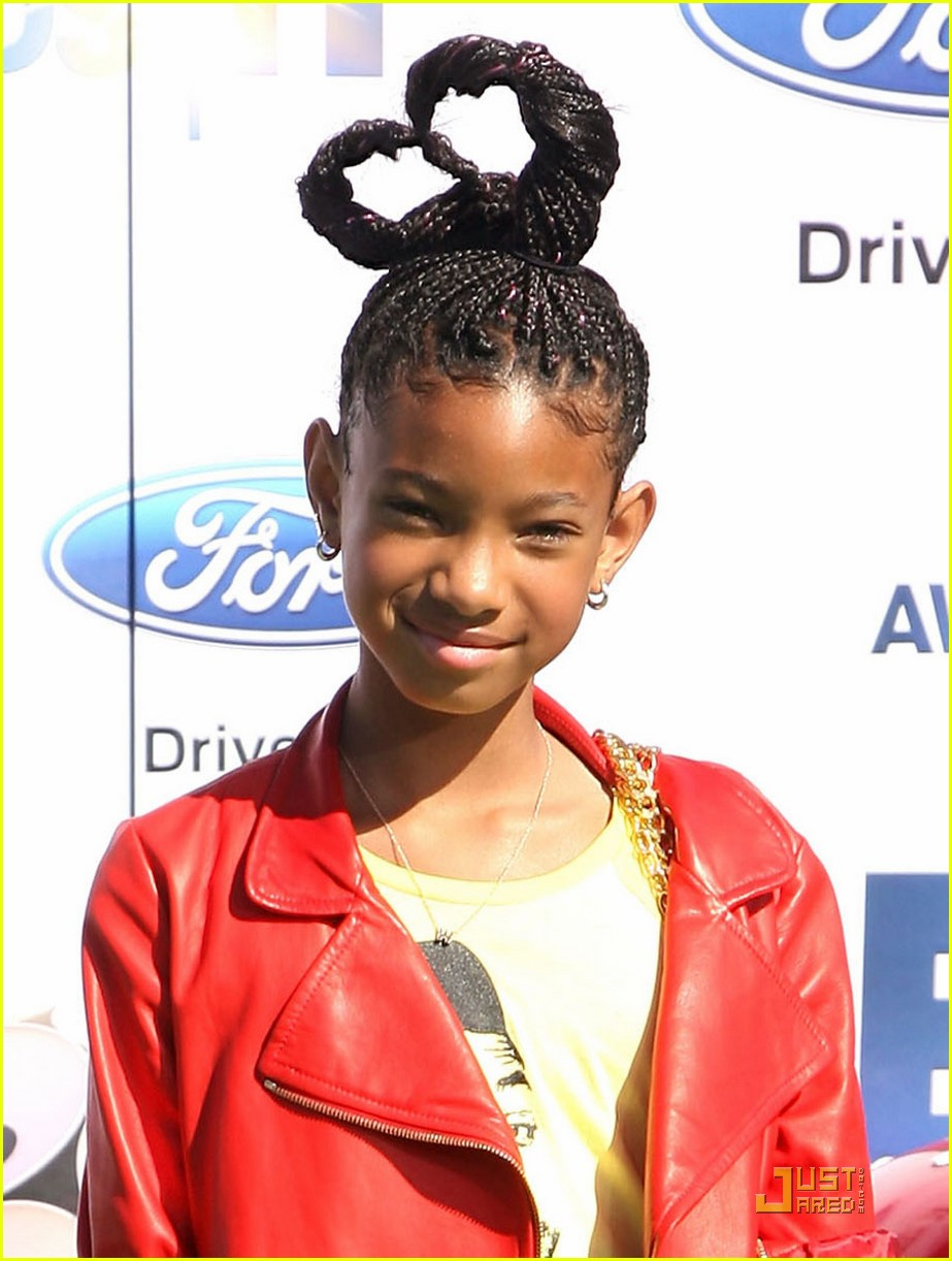 willow jaden smith bet awards 2011 winners 042555664