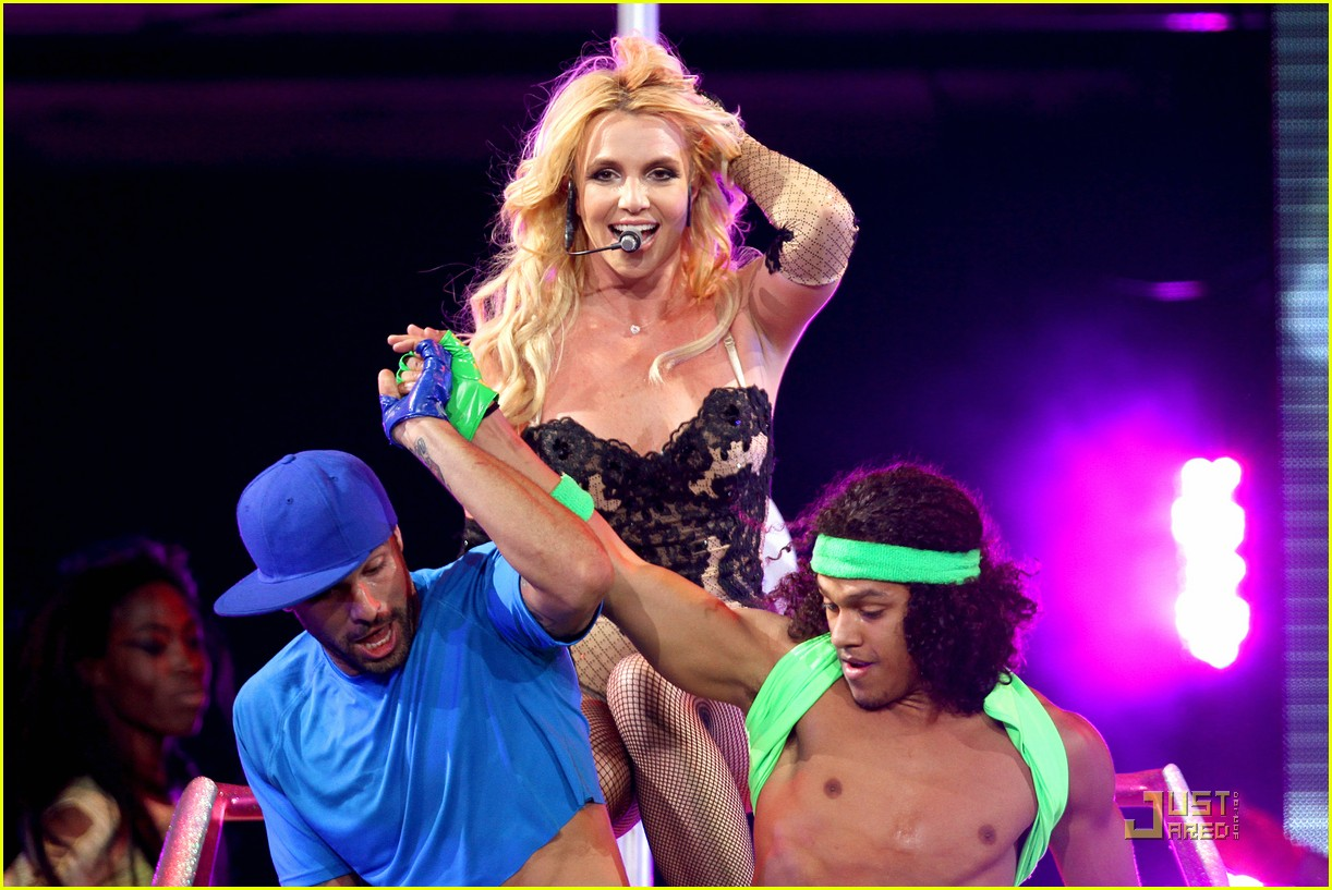 Britney Spears | I've never missed a concert of her in our ... Britney Spears Tickets
