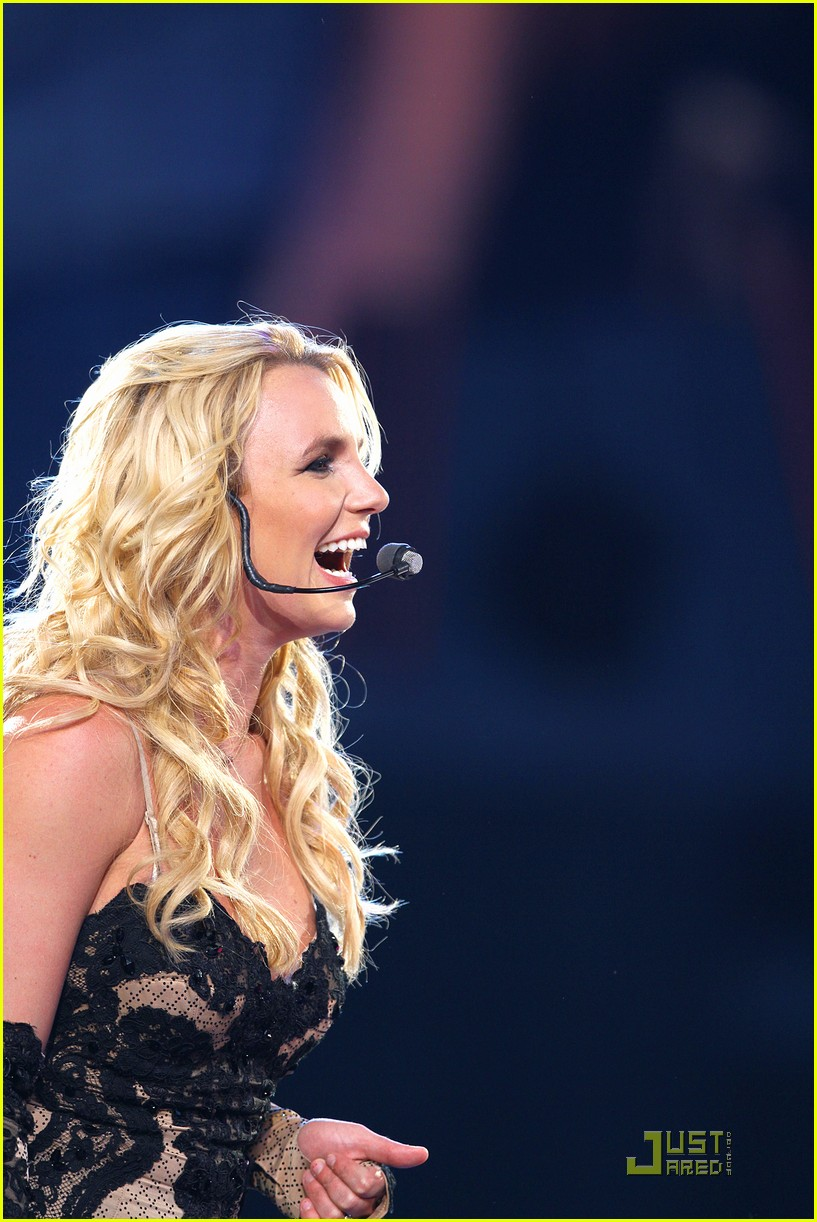 Britney Spears: Live in Los Angeles!: Photo 2554153 ... Britney Spears Tickets
